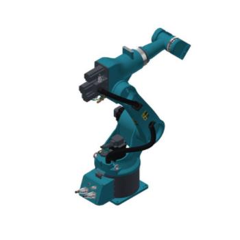 6关节机械手臂 智能机器人
