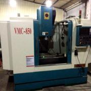 二手立式1米数控机床CNC加工中心设备1060 850