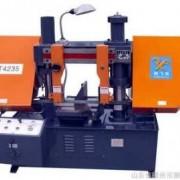 厂家生产供应全自动金属带锯床双立柱GT4235锯床 稳定性高