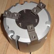 厂家生产 MHS3-50D 圆柱形开闭气爪 气动夹爪手指气缸 气动元件