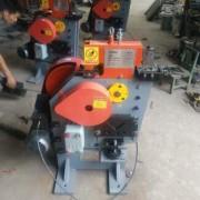 多功能小型冲剪机 联合冲孔机 小型角钢剪切机 槽钢冲断机
