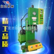 厂家直供桌面C型油压机,铆合冲孔液压机