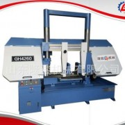 GH4265锯床双立柱龙门型金属带锯床液压加紧稳定性强带锯床