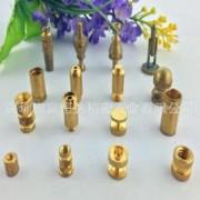非标铜螺母 铜件 铜套 铜铆钉 六角铜螺母 加工定制