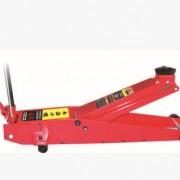 特低价供应优质10吨红色加长型卧式千斤顶(图)