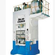 博仑高精机械600吨直柱单曲轴冲床诸暨市澳达机床有限公司总经销