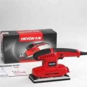DEVON大有2312-1电动砂光机 批发砂纸机电动工具 木材抛光机