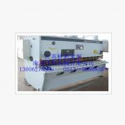 厂家直销 普通液压闸式剪板折弯机 自动剪板机QC11Y-4 3200