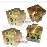 专业定做液压系统专用阀块 设计定制油路块来图加工