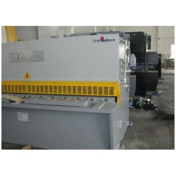 QC12K-20*2500液压摆式剪板机
