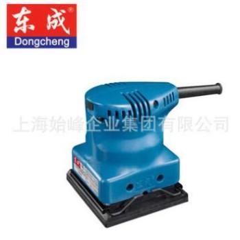 东成平板砂光机S1B-FF-110*100砂纸机木工地板墙壁抛光电动打磨机