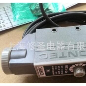 正品台湾富台光电眼KS-C2W白光KS-C2G绿光KONTEC制袋机色标传感器