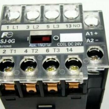 全新原装直流接触器SJ-0G富士SJ-OG正品DC48V特价DC24V电磁接触器