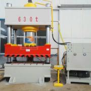 厂家直供四柱三梁液压机630t双缸四柱液压机 欢迎来厂实地考察