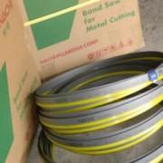 销售日本NACHI不二越 M42双金属锯床带锯条27X0.95X3505X齿可选