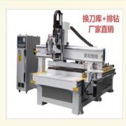 板式家具生产线橱柜木门数控开料机1325铣边机全自动电子锯裁板锯