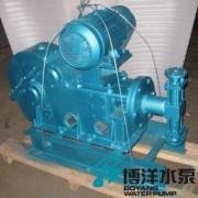 工博牌WB系列电动往复泵 耐高温电动往复泵 活塞式电动往复泵