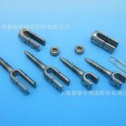 实力厂家直供医疗五金配件骨钉加工 精密微型螺纹骨钉CNC加工定制
