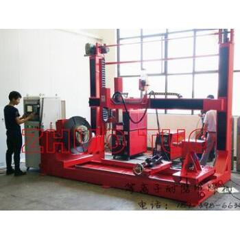 5五轴自动化焊接设备 桁架机器人