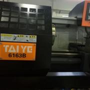 杭州台业数控车床TY-6163B