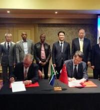 宝鸡机床南非海外营销服务中心揭牌成立