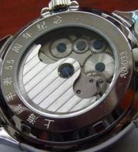 整点新闻:小小手表中的机床技术