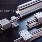圆柱导轨直线光轴SBR16,铝托镀鉻轴,高频淬火轴,