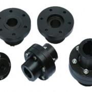厂家现货45号钢联轴器YL轴器硬膜片连轴器凸缘联轴器多孔径可定制