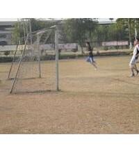 济南二机床职工排球赛四强出炉 足球友谊赛激情上演