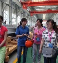 23家媒体驻济南二机床集中采访