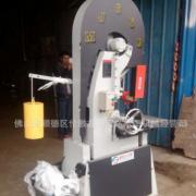 厂家生产木工机械650带锯机 又省人力又省材料可配推台鑫