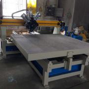 厂家直销V槽机木工数控V槽机 全自动异形移门开槽机