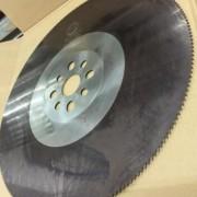 专切201不锈钢金属圆锯片 切割寿命长耐用锯片高速钢锯片