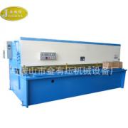 剪板机 数控液压闸式摆式自动小型剪板机QC12Y-6x4000(配E21系统)