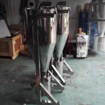 不锈钢集尘桶定制桶 旋风集尘桶
