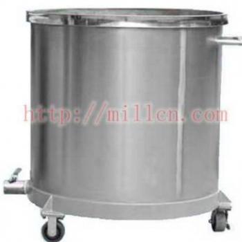 400L不锈钢拉缸 400KG不锈钢搅拌桶