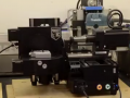 数控加工: PocketNC-V2微型5轴加工机床加工一个空心叠加立方体 (82播放)