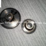 不锈钢传动轴传动齿轮 厂家直销生产机械 收卷机齿轮