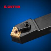 数控车刀刀杆复合式外圆刀MSDNN2020K12/2525M12正方形45度倒角刀