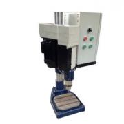 台钻式立式按装钻孔动力头整套销售已接线路自动钻孔攻丝机
