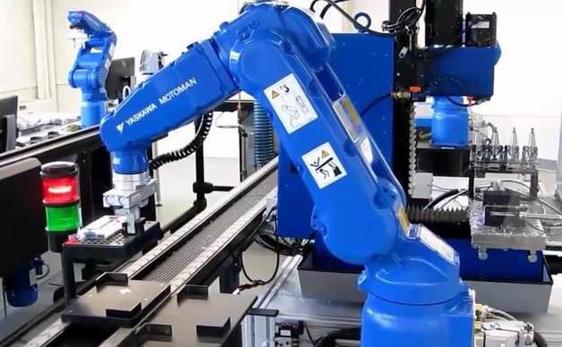 工业机器人与数控机床集成四大应用大盘点