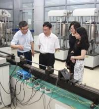 国机智能黄兴董事长一行到通用机械研究院交流