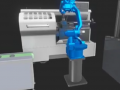 《秀品牛》工业产品展示专家--机器人机床作业 (87播放)