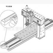 【直销】云南台正光机 龙门铣床 数控龙门加工中心TOM-SP1840B
