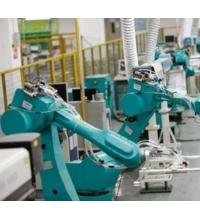 工业富联已在大量使用工业机器人