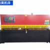 荐 QC12Y-4×2500电动液压摆式小型剪板机 数控剪板精度高速度快