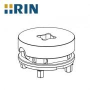 供应天润D72 ITS 25方型不锈钢电极夹头 3R夹具