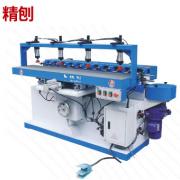 木工机械MXZ-512气动多轴钻铣槽机 木工家具实木加工设备榫槽机