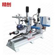 厂家直销木工机械自动多轴卧钻床 JZZ1210-B可调多轴木工钻床批发