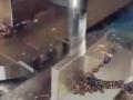 俄罗斯机床做了个无缝铜三环! 你能做到吗? (71播放)